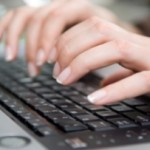 woman-typing-on-keyboard